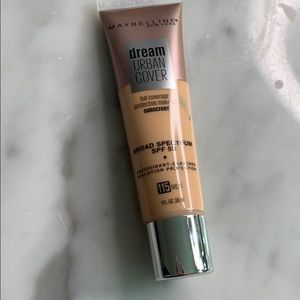 Maybelline dream urban cover sunscreen 115 ivory